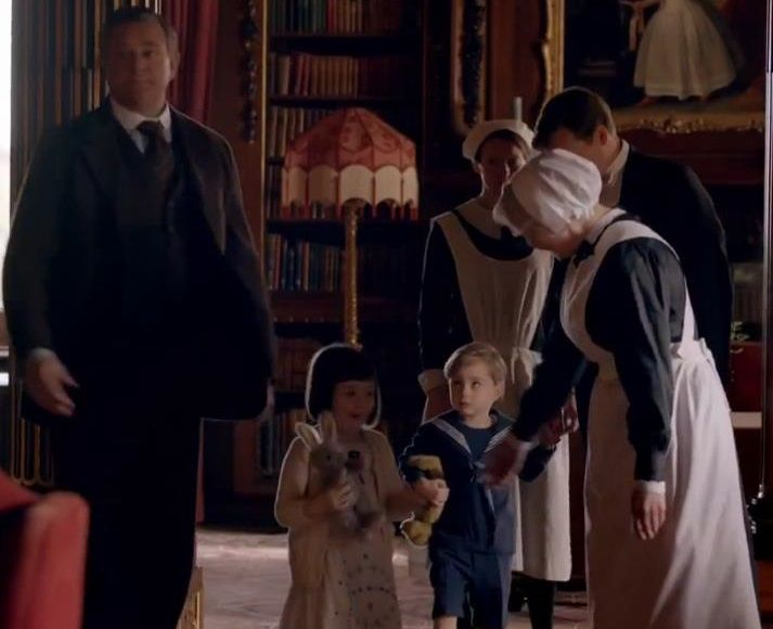 downton abbey season 5 episode 1: the children of the ...