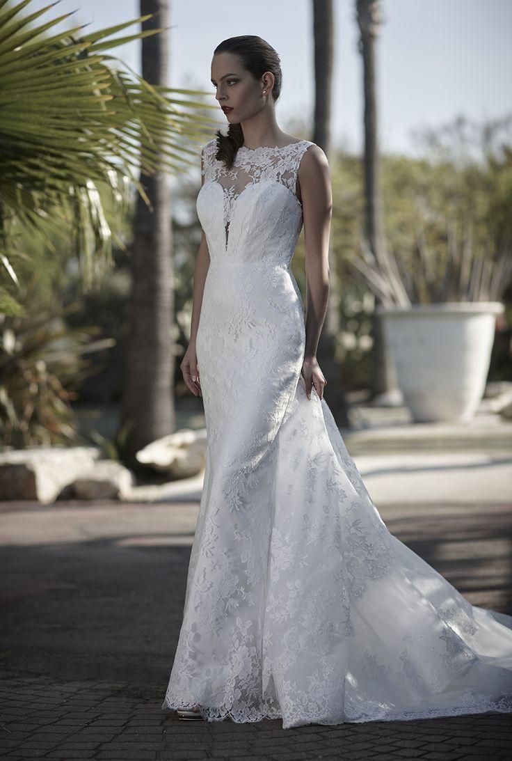 Mysecret Sposa Collezione Zaffiro Cod. 17113  #mysecretsposa #sposa #collezionesposa #abitidasposa #wedding #weddingdress #bride #abitobianco
