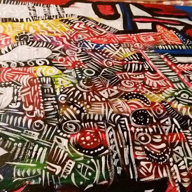 #acryl #painting #art #color #acrylpaints #paint #f4f #funtimes #artistic