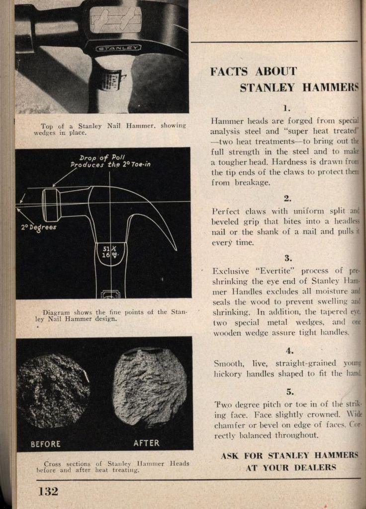 Stanley tools, catalog no. 34