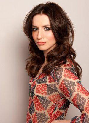 Caterina Scorsone Hair Colour