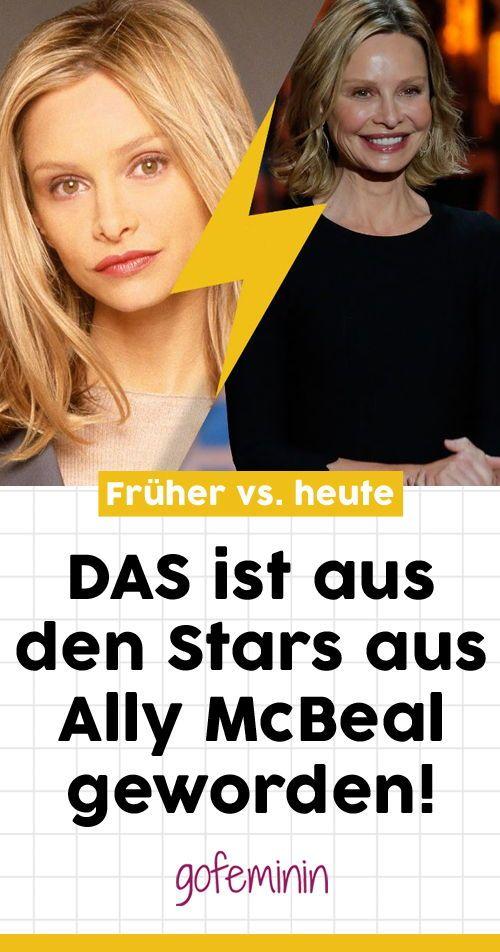 Ally Mcbeal Das Machen Die Stars Der Serie Heute Serien