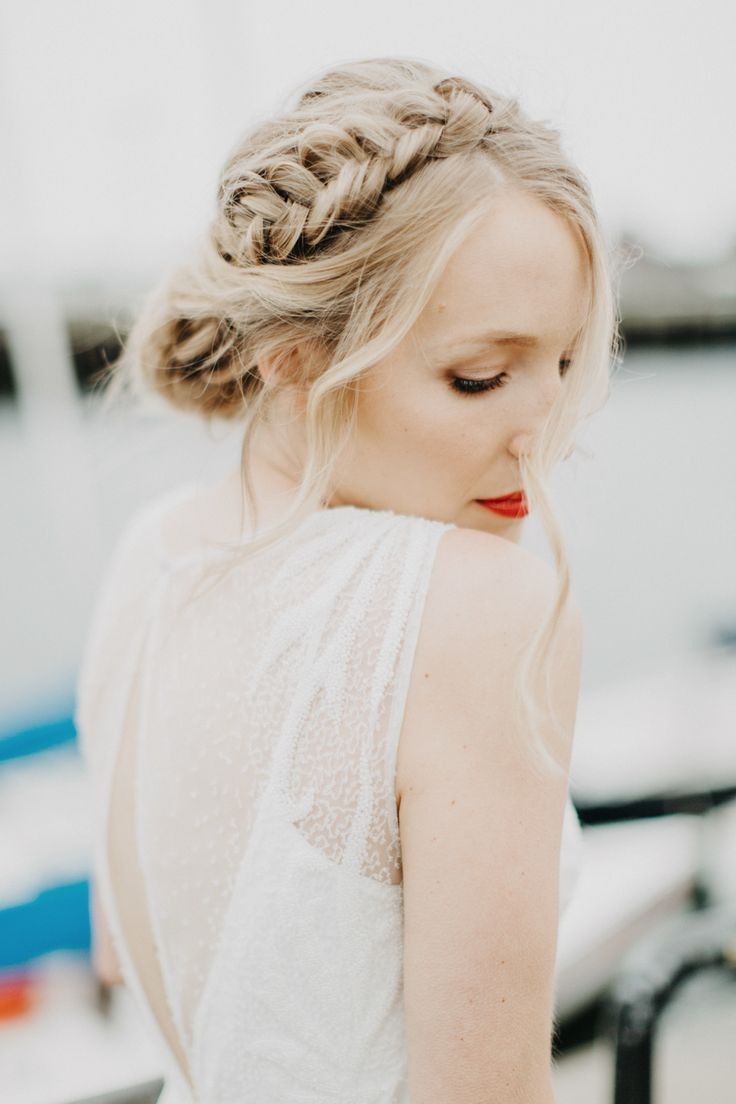 814 best Bridal Style images on Pinterest | Bridal hairstyles ...