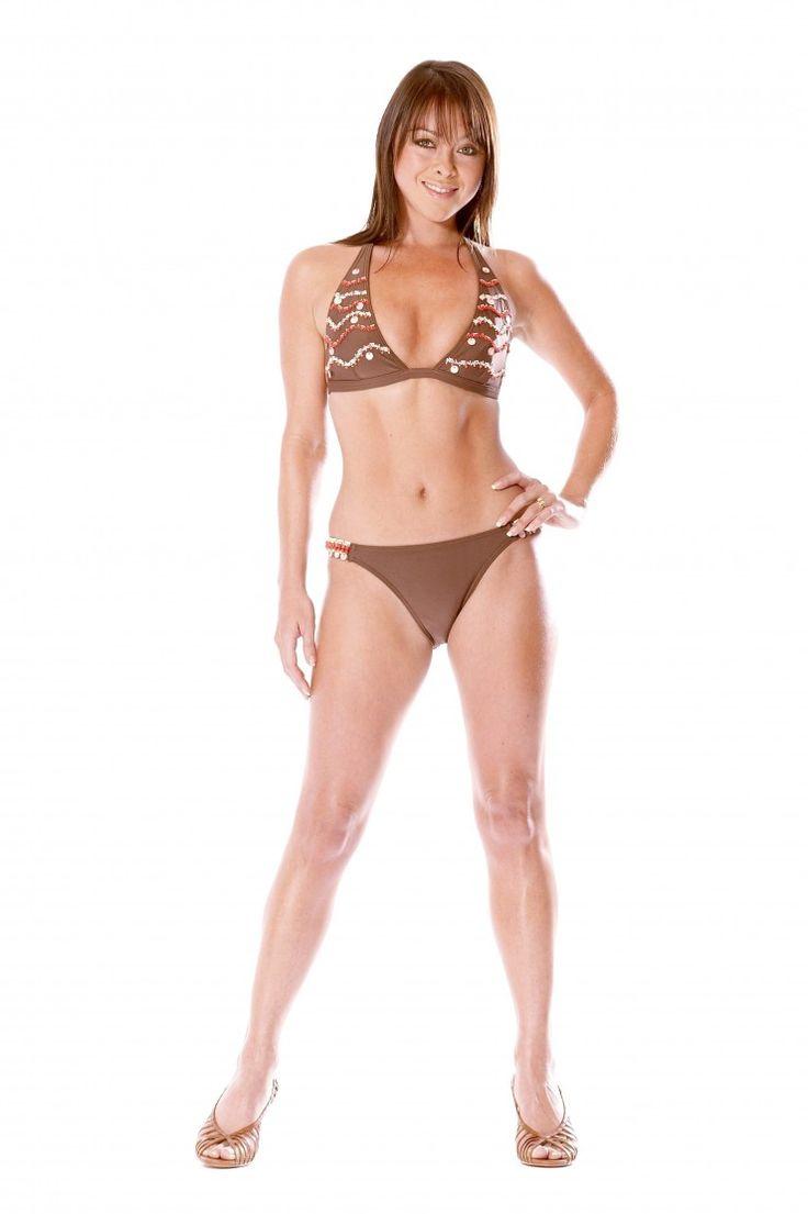 Lisa Scott Lee Bikini
