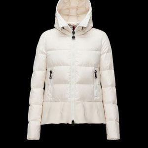 MONCLER APHROTITI LONG Down Jacket - Ladies - Dark green. Cheap Moncler Women's Jackets for Sale, Ladies Jacket from Moncler UK Outlet Online