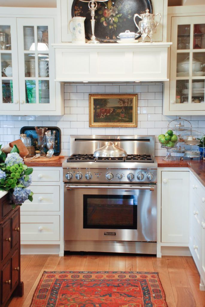 Decorating Dilemma How To Decorate Above Your Stove Home Decor