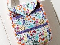 Cuzco Hipster Bag - PDF Sewing Pattern - Sew