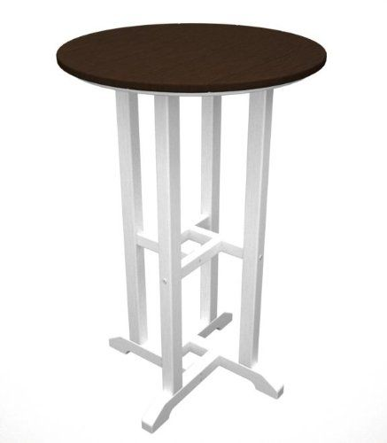 http://christcome.net/37-recycled-earthfriendly-round-counter-tablemahogany-with-white-frame-p-11773.html
