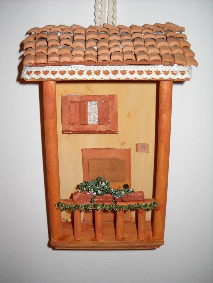 Casetta handmade