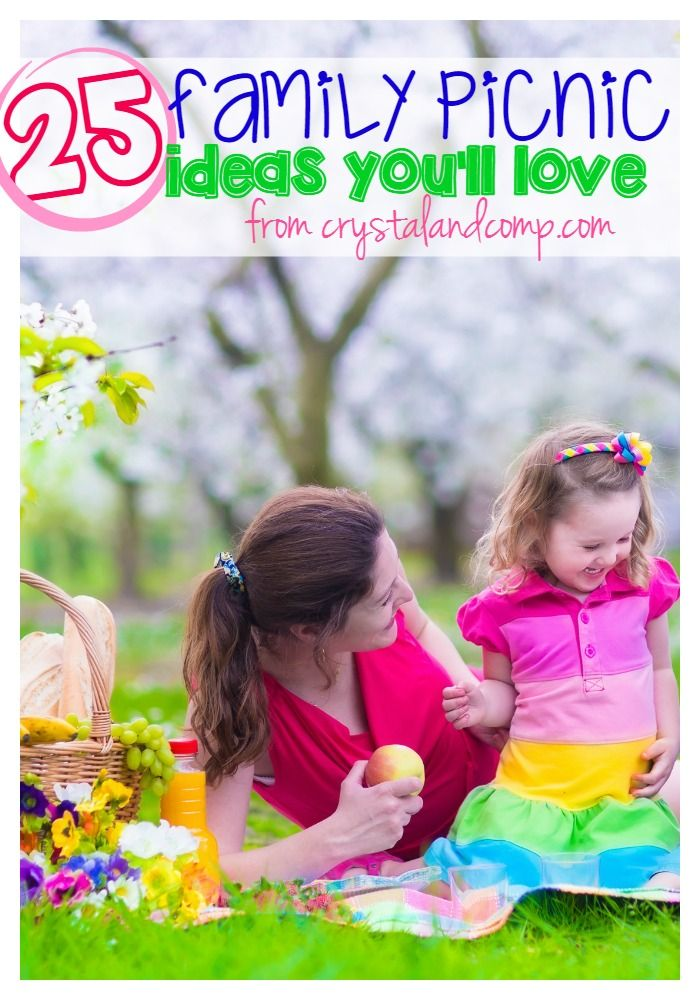 25 family picnic ideas you will love