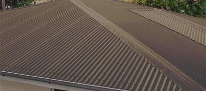 Jasper Colorbond Roof