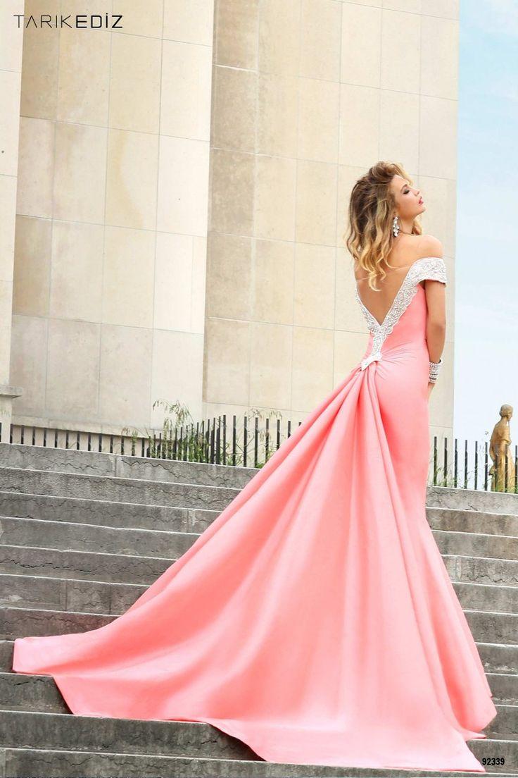 Mejores 240 imágenes de Tarik Ediz / 2014 en Pinterest | Vestidos de ...