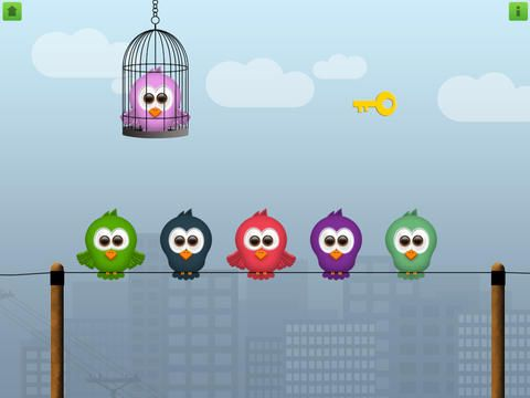 Phonetic Birds ($1.99) an auditory training app that uses game play to help children learn to listen for changes in sound patterns. 3 different ways to play   ►Adventure Play - 72 levels, divided into three skills: pitch awareness, loudness comparison, and sound pattern imitation.  The beginning levels are easy, but they become more difficult as the game advances.  ►Quick Play-directed practice on one skill at a time.   ►Random Play presents the games in random order.