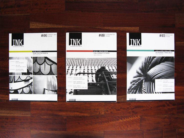 Magazine · Revista | INK on Behance