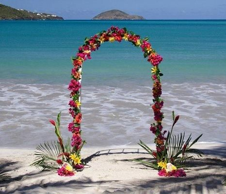 Beach Wedding Ideas [Slideshow]