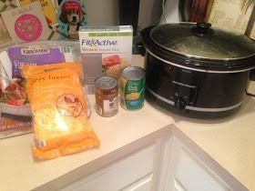 Wishes do come true...: Cheesy Chicken and Rice-Crockpot Aldi recipes @Lori Bearden Amendola Baraldi USA
