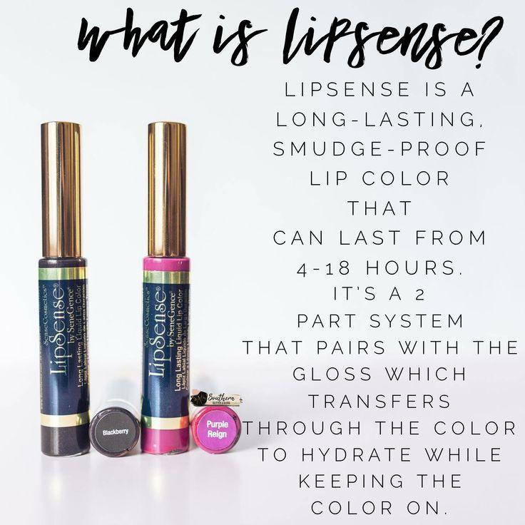 Lipsense Lipsense Smudge Proof Lipstick Lipsense Gloss