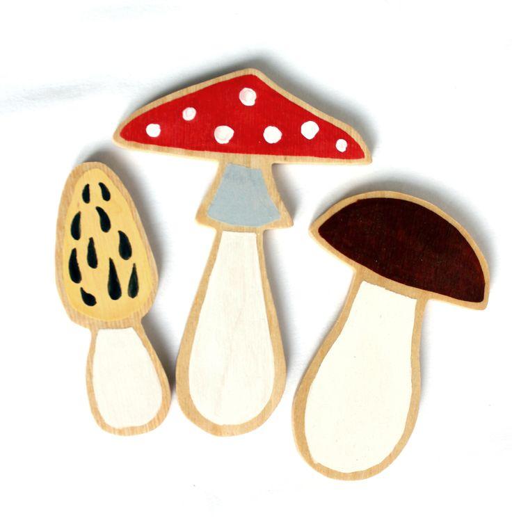 Houby, houby, houbičky...