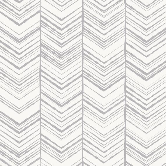 Hand Drawn Herringbone Pattern Removable Wallpaper Peel And Etsy Herringbone Wallpaper Peel And Stick Wallpaper How To Draw Hands