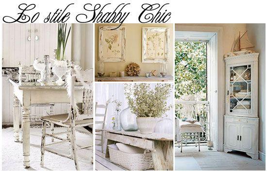 Shabby Chic Cottage  Shabby Chic: come creare l'effetto su mobili e ...
