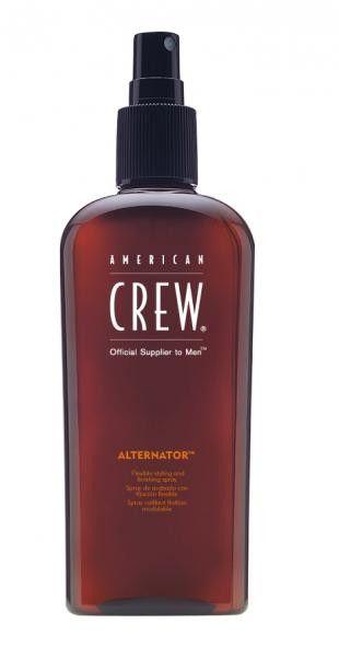 American Crew Alternator Flexible Styling and Finishing Spray