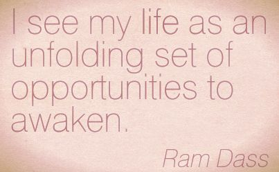 Ram Dass | talk foreign to me