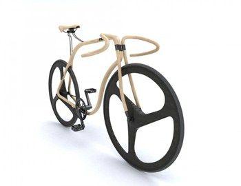 Το ποδήλατο design Thonet track προέκυψε από σχέδια του Λονδρέζου Andy Martin σε συνεργασία με τη γερμανική Thonet design house. Το concept ποδήλατο είναι φτιαγμένο εξ ολοκλήρου από …ξύλο. Δεν διαθέτει αξεσουάρ και φρένα. Υποθέτω