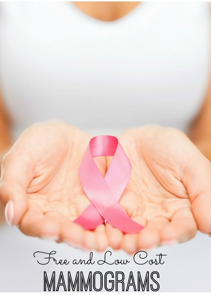 Breast Cancer Awareness - Free and Low Cost Mammograms are available in many areas.  Learn how to find them and why and when you should get a mammogram