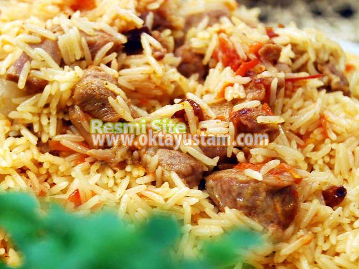 Orta Asya Pilavı Tarifi   Oktay Ustam İlk Yemek Tarifleri Resmi Web Sitesi