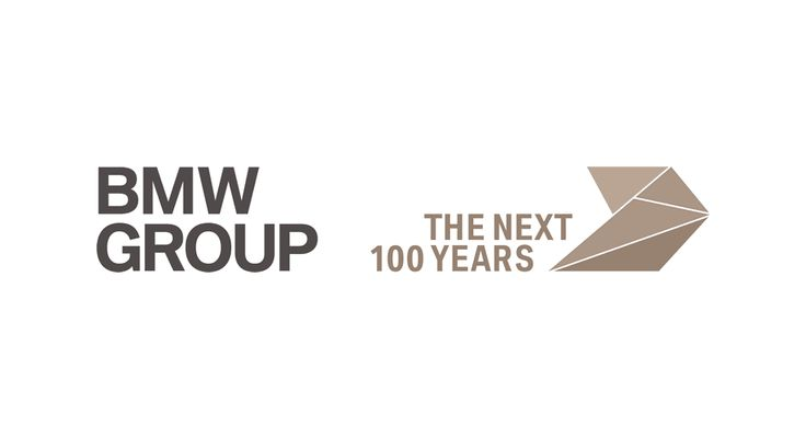 Bmw Group The Next 100 Years Logo Png 920 215 500 эмблема