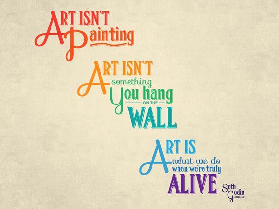 82 Best Art Quotes Images On Pinterest