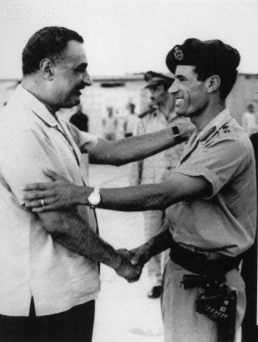 Gamal Abdel Nasser and Muammar al-Qaddafi - Speech Given By President Gamal Abdel Nasser In Tripoli Libya Celebrating The Evacuation Of American Forces From The Oqba Bin Nafea Base