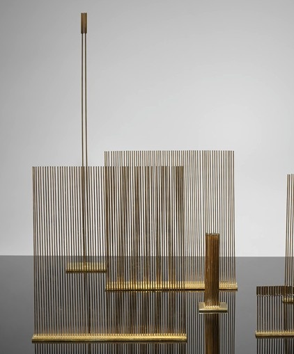 Harry Bertoia Masterworks from the Standard Oil Commission