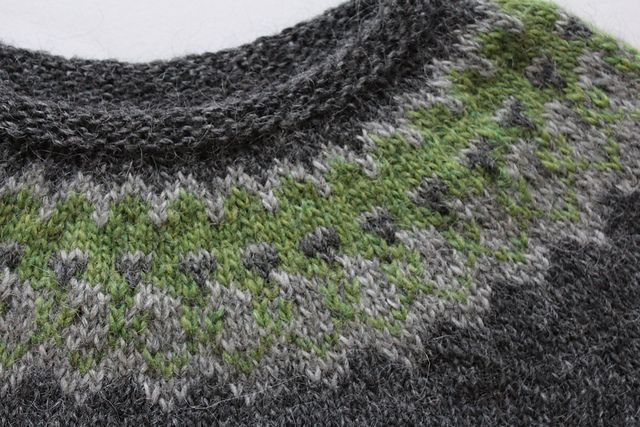 Ravelry: Thistledown's Strokkur is a great looking sweater, my next pattern download