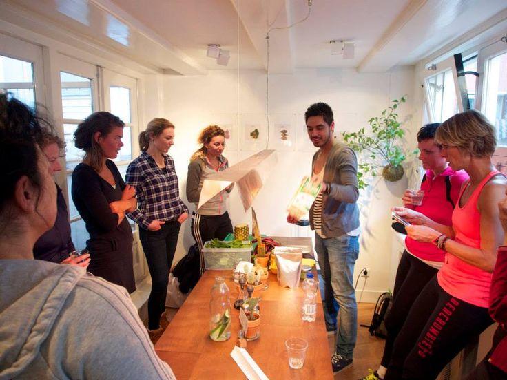 Workshop @ SLA Westerstraat