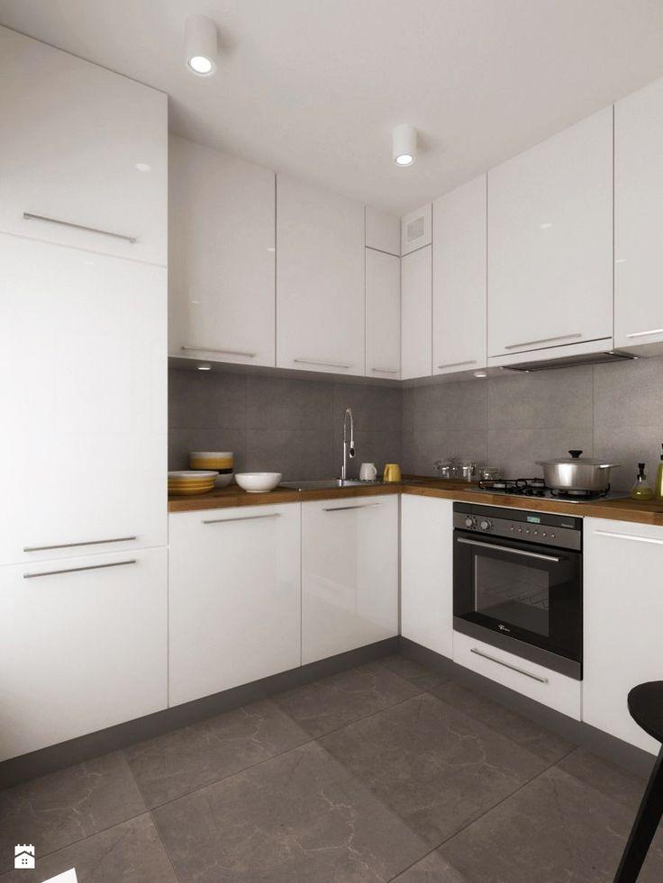 Aranżacje wnętrz - Kuchnia: Biała kuchnia - Kuchnia, styl nowoczesny - SO INTERIORS Architektura Wnętrz. Przeglądaj, dodawaj i zapisuj najlepsze zdjęcia, pomysły i inspiracje designerskie. W bazie mamy już prawie milion fotografii!
