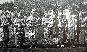 The Ainu also called Aynu, Aino , and in historical texts Ezo , are an indigenous people of Japan (Hokkaido) and Russia (Sakhalin and the Kuril Islands). Recent research suggests that Ainu culture originated in a merger of the Okhotsk and Satsumon cultures, and the Jomon-Jin people before them. Proto-Mongoloid