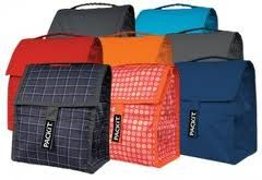 Packit is the freezable lunch bag that stays cold for up to 10 hours!