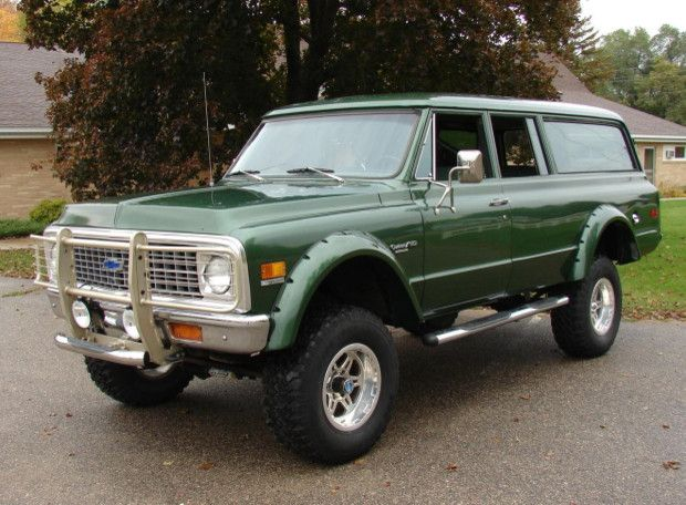 1972 Chevrolet Suburban - Image 1 of 18
