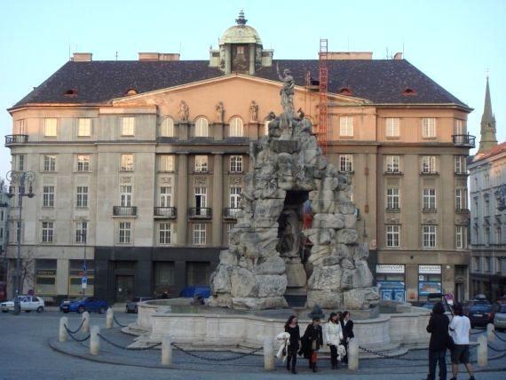 Brno Square - Czech Republic