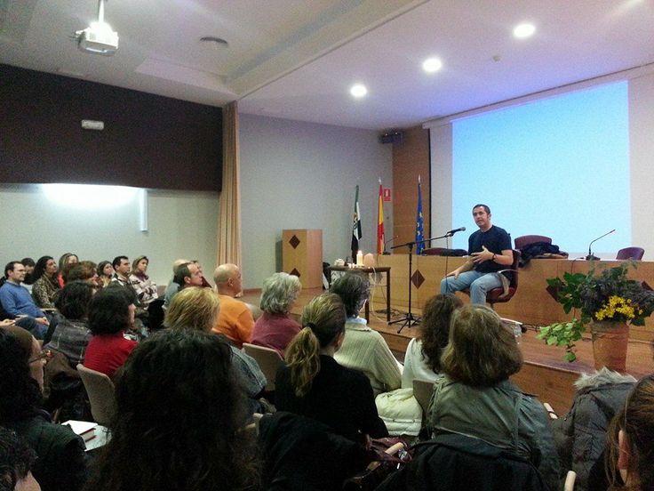 Taller en Cáceres el 1 de febrero de 2013. ¡Muchas gracias a los 93 asistentes!