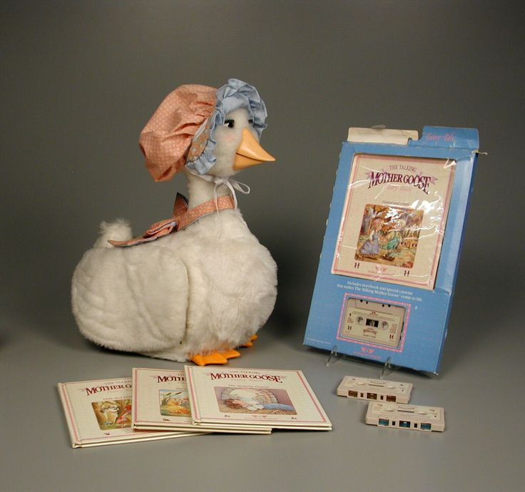 The Talking Mother Goose | stuffed animal | play set | Educational Toys | Toys |
