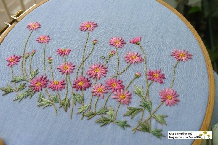 '스노우드롭'(snow drop) ~♤ '설강화' '갈란투스'라 부르기도해요 직접 보지 못한 꽃을 그리기는 첨인데요...