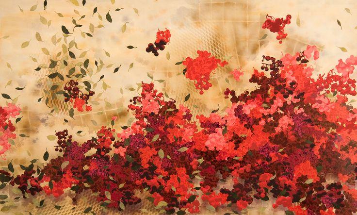 Charlene Liu via Taylor De Cordoba Gallery, show opening 4/14/12
