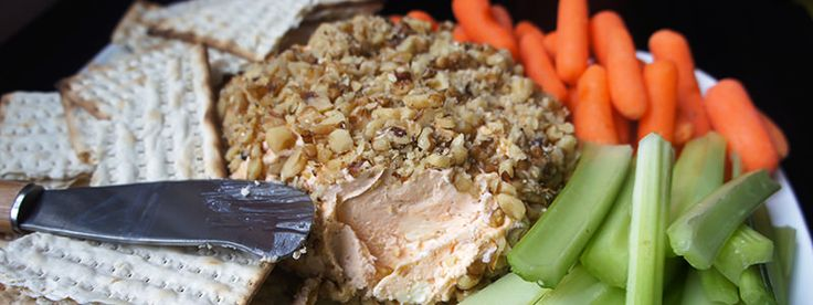 Throwback To Your Childhood - Manischewitz Wine Cheese Ball For Passover | VinePair