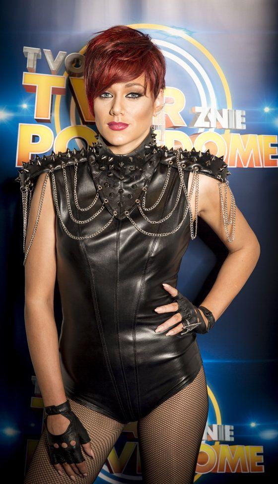Emma Drobná ako Rihanna...mj