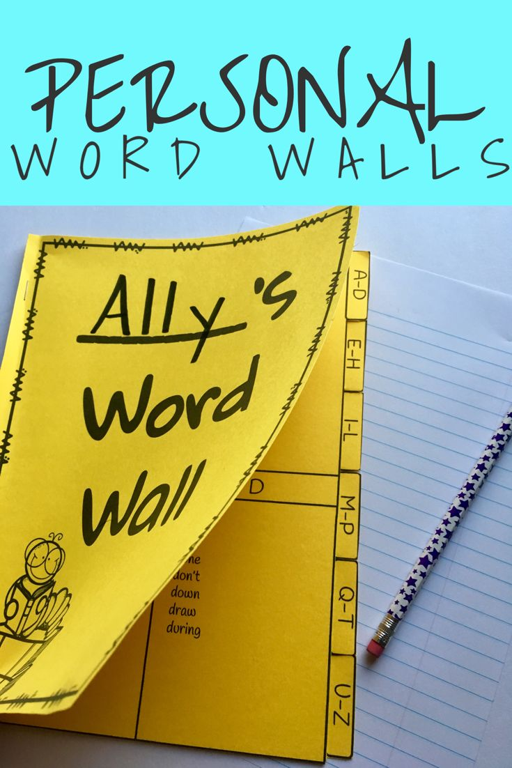 170 best Word Wall Work images on Pinterest | Classroom ideas ...
