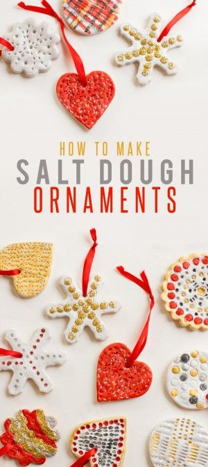 How To Make Sour Dough Christmas Decorations : Best images about christmas on