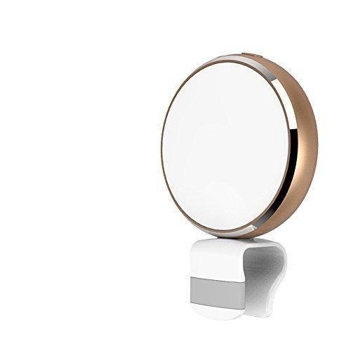 Noosy Fill Light Flash Colorful LED for Selfie Phones - Gold