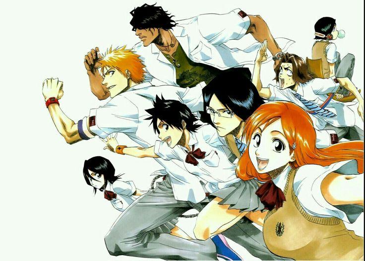 Bleach manga  Follow Aadil Amaan for more
